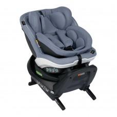 BeSafe iZi Turn B i-Size (0-18 kg) Car Seat, Cloud Melange