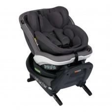 BeSafe iZi Turn B i-Size (0-18 kg) Car Seat, Metalic Melange