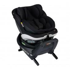 BeSafe iZi Turn B i-Size (0-18 kg) Car Seat, Premium Car Interior Black