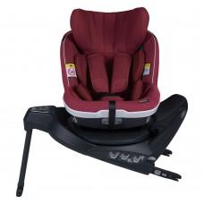 BeSafe iZi Turn i-Size (0-18кг) Car Seat Burgundy Melange