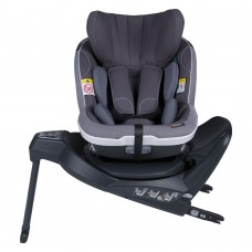 BeSafe iZi Turn i-Size (0-18кг) Car Seat Metalic Melange