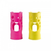 Beaba Silicone cover for glass bottle