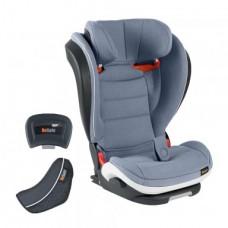 BeSafe Стол за кола iZi Flex FIX i-Size Cloud Melange (15-36kg)
