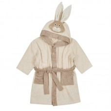 Bio Baby Children's bathrobe 100% organic cotton