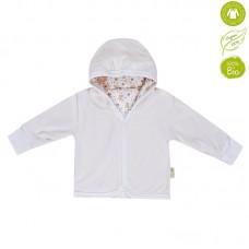 Bio Baby Double face baby jacket organic cotton