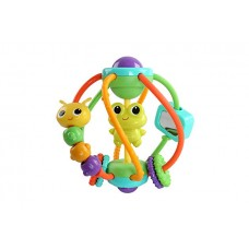 Bright Starts Clack and Slide Activity Ball Toy