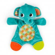 Bright Starts Snuggle & Teethe Elephant