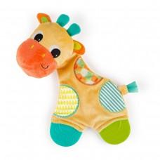 Bright Starts Snuggle & Teethe Giraffe
