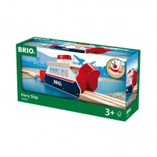 Brio Ferry Ship for Railway