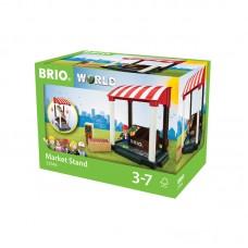 Brio Играчка пазарски щанд