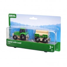 Brio Tractor with Load