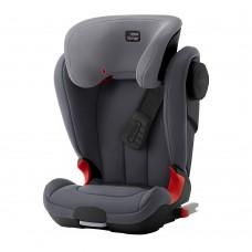 Britax Столче за кола KIDFIX XP (15-36кг) Black Series Storm Grey
