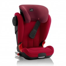 Britax Car seat KIDFIX II XP SICT Black Series Flame red