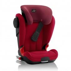 Britax Столче за кола KIDFIX II XP SICT (15-36кг) Black Series Flame red