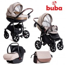 Buba Baby stroller 3 in 1 Estilo Beige