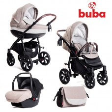 Buba Baby stroller 3 in 1 Estilo Light gray