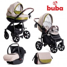 Buba Baby stroller 3 in 1 Estilo Green