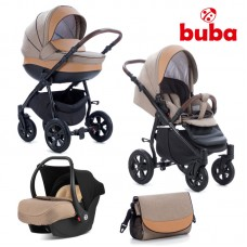 Buba Baby stroller 3 in 1 Forester Beige