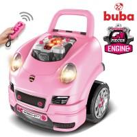 Buba Engine Workshop Motor Sport, pink