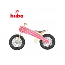 Buba Balance bicycle Explorer mini Pink Bears