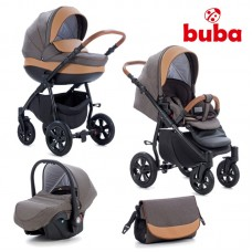 Buba Baby stroller 3 in 1 Forester Brown