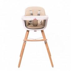 Bubba High Chair Carino, beige