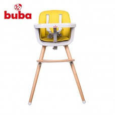 Bubba High Chair Carino yellow