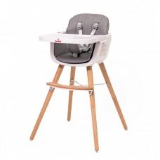 Bubba High Chair Carino, grey