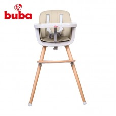 Bubba High Chair Carino beige