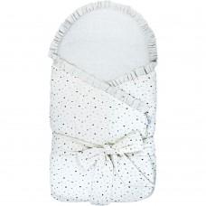 Bubaba Newborn baby sack ecru