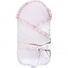 Bubaba Newborn baby sack pink