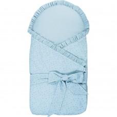 Bubaba Newborn baby sack blue