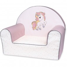 Bubaba Unicorn baby soft chair