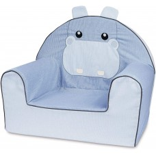 Bubaba Hippo baby soft chair