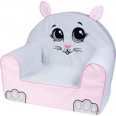 Bubaba Sweet Kitty baby soft chair