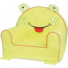 Bubaba Frog baby soft chair