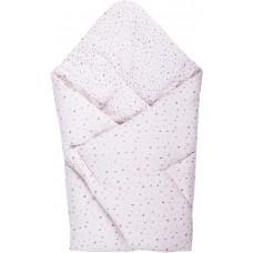 Bubaba Baby Blanket 65x65 cm pink