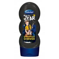 Bubchen Kids Shampoo and Shower Be a Star