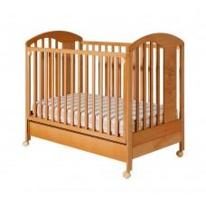 Bucko Бебешко дървено легло Lilly Nature