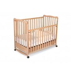 Bucko Бебешко дървено легло Nina Nature