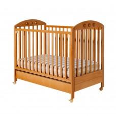 Bucko Бебешко дървено легло Nora Nature