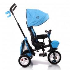Cangaroo Детска триколка Byox Flexy Lux синя