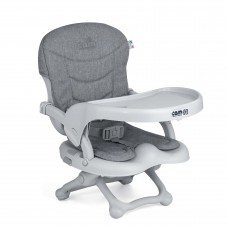 Cam Booster highchair Smarty with Padding grey