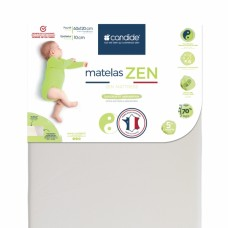 Candide Бебешки матрак Zen 60/120 см с бамбуково покритие