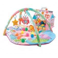 Cangaroo Activity Gym Happy Farm, pink