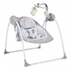 Cangaroo Baby Swing Plus Grey
