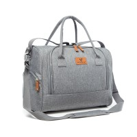 Cangaroo Changing bag Jossie, grey