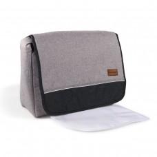 Cangaroo Чанта за количка Maraya сива