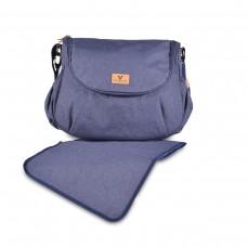 Cangaroo Changing bag Naomi, blue