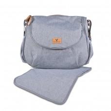 Cangaroo Changing bag Naomi, grey
